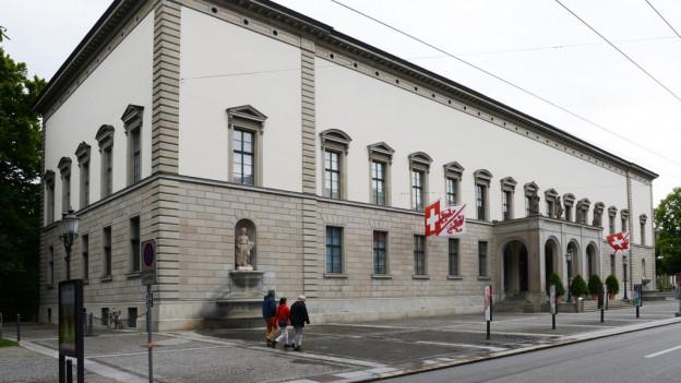 Kunstexperten loben Winterthurer Museum
