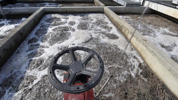 Abwasserwärme soll nicht mehr ungenutzt in der Kläranlage verpuffen.