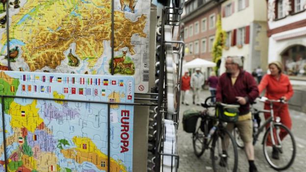 Der Schaffhauser Tourismus leidet unter dem starken Franken