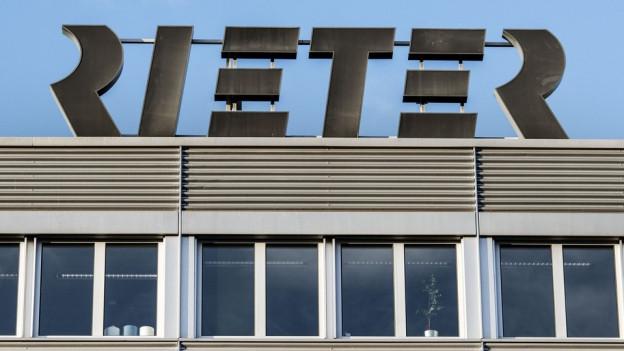 Die Zahlen stimmen - doch wie weiter mit Rieter in Winterthur?