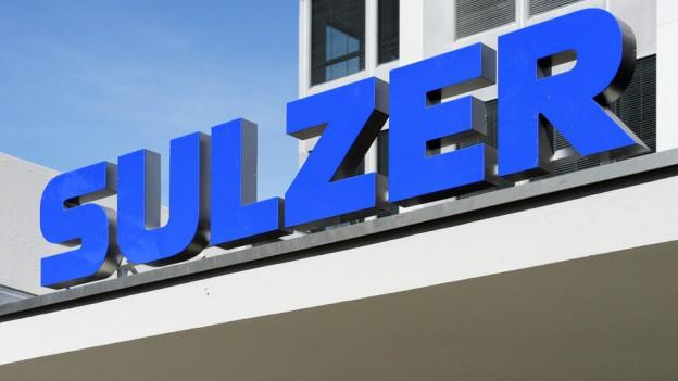 Die Mehrheitsverhältnisse bei Sulzer sollen nicht angetastet werden.