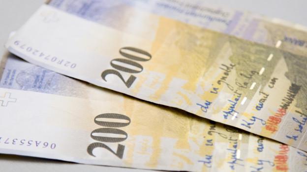 Obergrenze der Mikrokredite: 40'000 Franken.