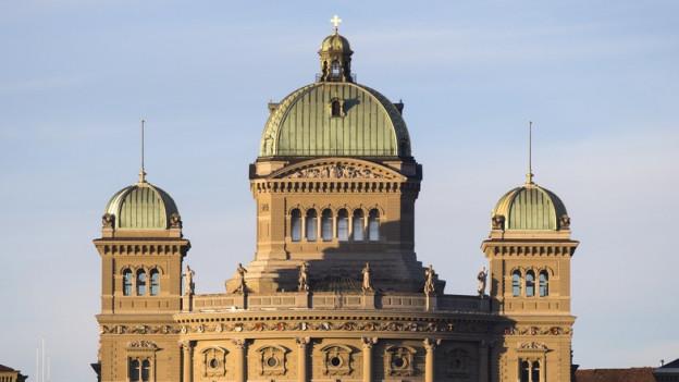 Auch die kleinen Parteien wollen ins Bundeshaus - dürften es aber nicht schaffen.