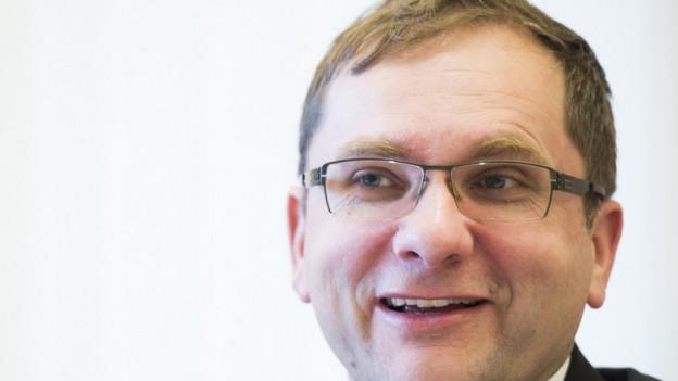 Winterthurs Schulstadtrat Stefan Fritschi: Begeistert von den «Zivis»