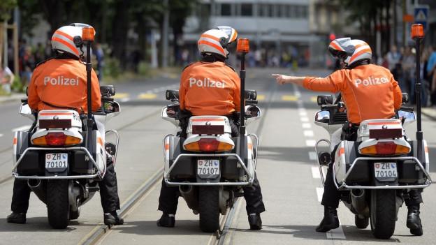 Die Polizei soll nicht nur analog, sondern auch digital verfolgen.