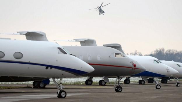 Kleinflugzeuge: Anwohner wollen sie aus Dübendorf verbannen
