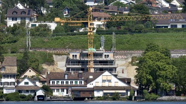 Wo und wie hoch gebaut werden darf, wird neu geregelt.