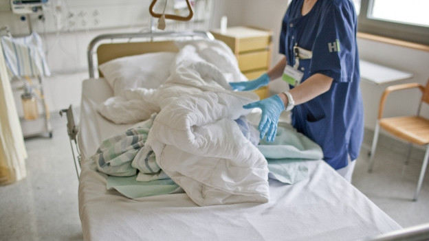 Mehr arbeitslose Pflegerinnen und Pfleger