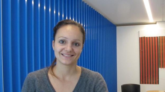 Sarah Meier: Von der Eisprinzessin zur Journalistin