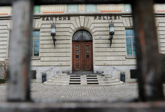 Zürcher Polizeikaserne