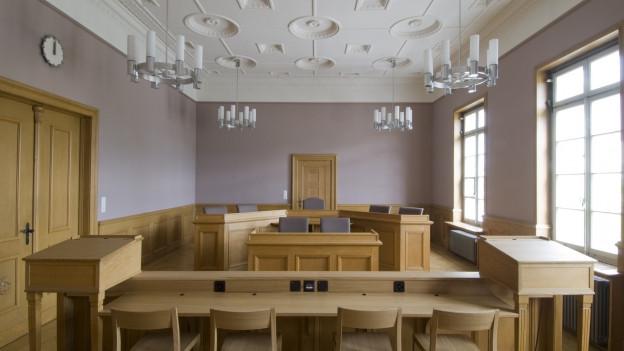 Mafia-Prozess: 8 Jahre Gefängnis für Italiener