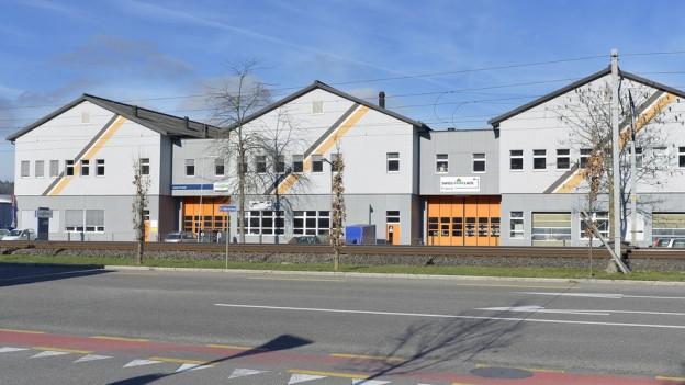 An'Nur-Moschee Winterthur: Die Behörden sind wachsam.