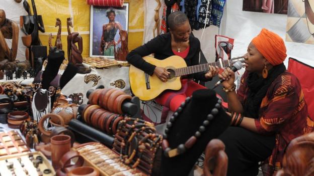Hoffnungsschimmer für die Afropfingsten