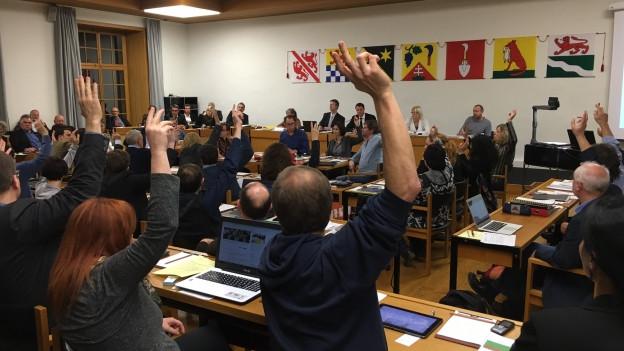 Neun Stunden lang hat der Winterthurer Gemeinderat über das Budget 2016 debattiert.