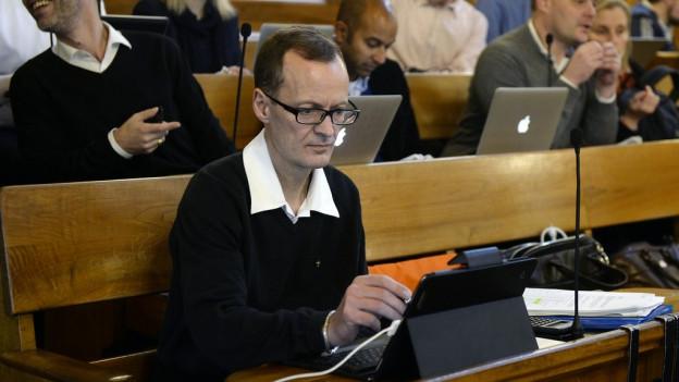 Mario Babini, Ex-SVP-Gemeinderat