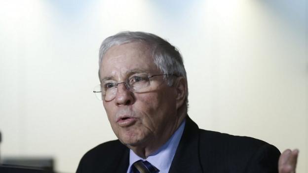 Der ehemalige Bundesrat hat sich in der Affäre Hildebrand nicht strafbare gemacht