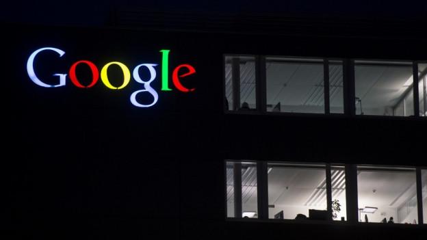 Nicht wirklich glücklich mit dem Zürcher Arbeitsumfeld: der Google-Konzern