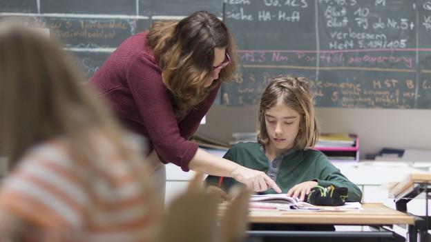 Bis jetzt gab es 160 Vollzeitstellen im Lehrer-Pool. Nun wird er auf 250 Stellen aufgestockt.