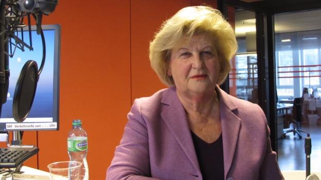 Shella Kertész ist seit Dezember die neue Präsidentin der Israelitischen Cultusgemeinde Zürich.