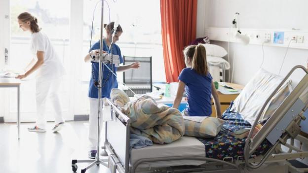 Sparen im Spital: Auch Gesundheit bleibt nicht verschont