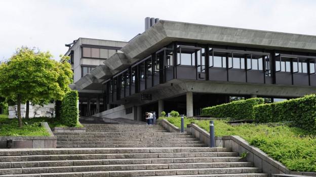 Die Universität Irchel soll wachsen.