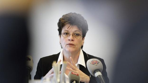 Bildungsdirektorin Silvia Steiner hat Strafanzeige eingereicht.