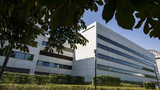 Top modern: das Gefängnis Limmattal in Dietikon, wo sich der Ausbruch ereignete.