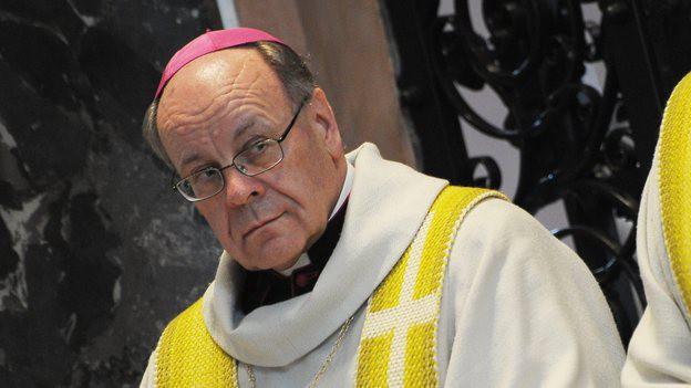 Lanciert grosse Mitarbeiterumfrage: Bischof Vitus Huonder