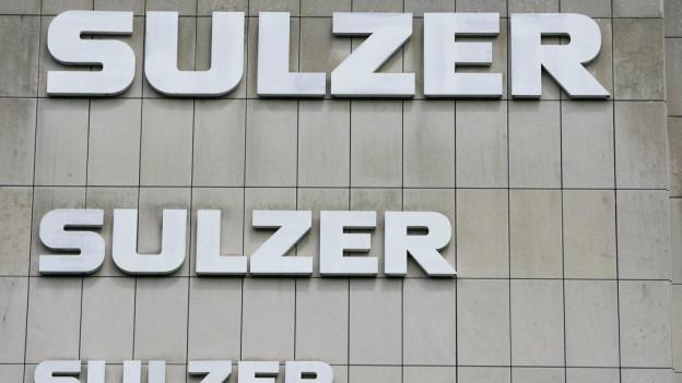 Sulzer schliesst letzte Fabrik in Winterthur