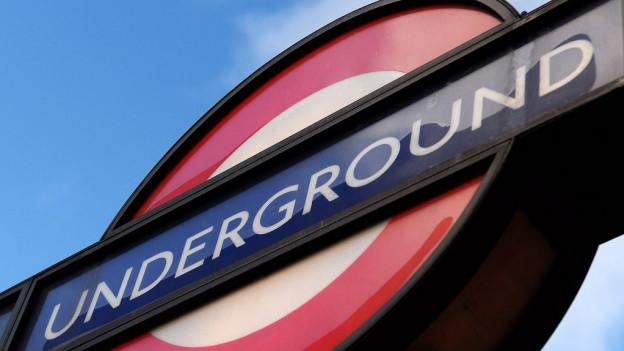 Logo der englischen Underground.