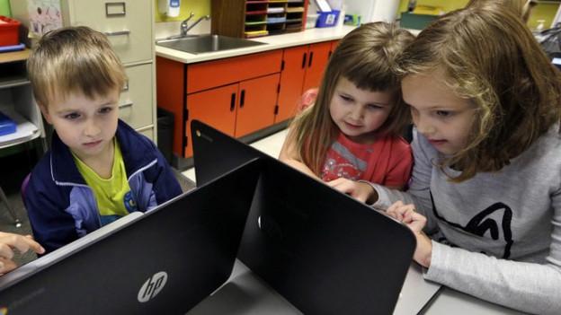 Unterricht am Laptop: Ist dies die Zukunft des Lernens?