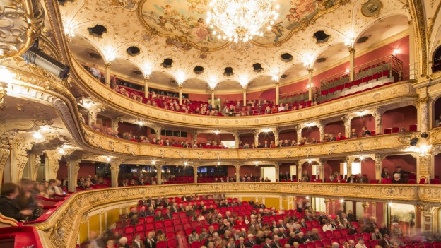 Muss sparen: Das Opernhaus Zürich.