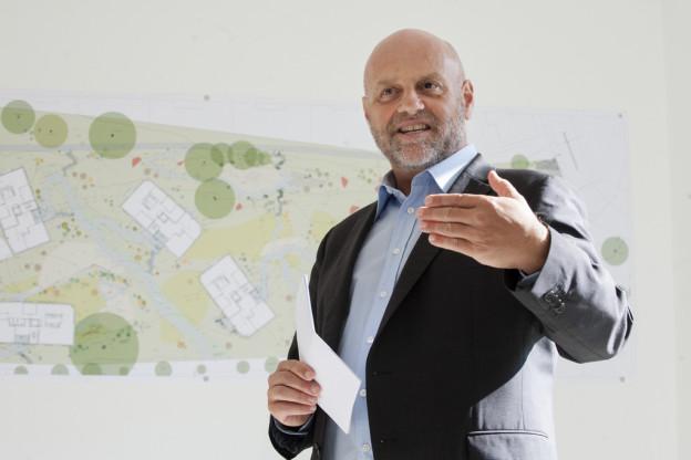 Zürcher Hochbauvorsteher André Odermatt (SP)