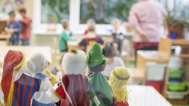 Kindergarten im Kanton Zürich