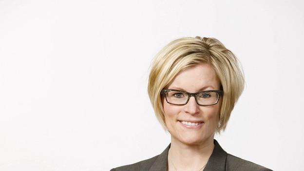 Yvonne Beutler, Finanzvorsteherin