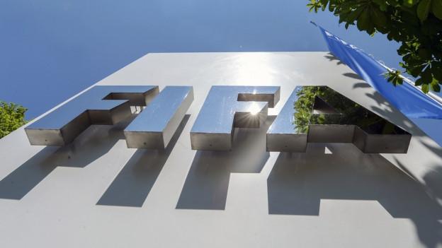 Das Logo der Fifa.
