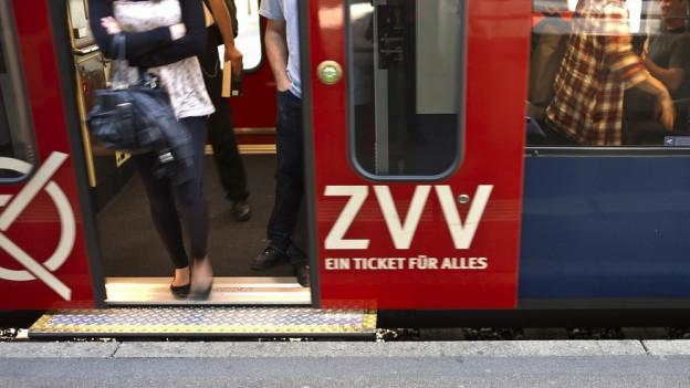 Auch in den S-Bahnen wird es enger.