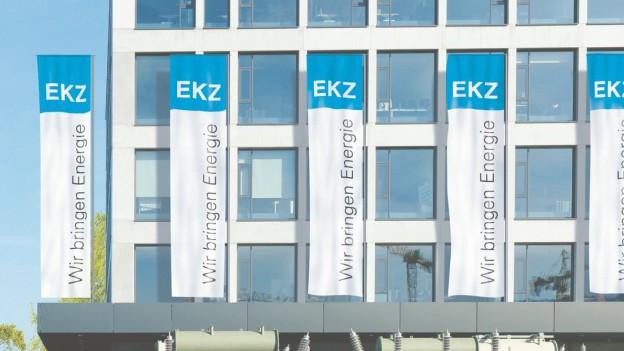 Hauptsitz der zürcherischen EKZ