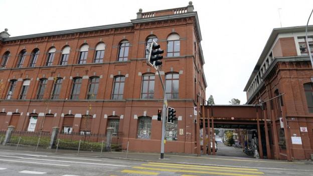 Die Rote Fabrik in Zürich-Wollishofen