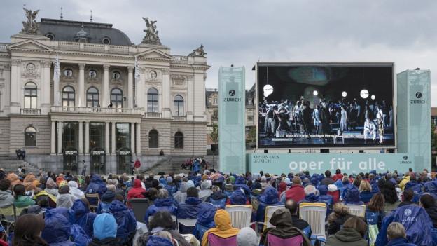 Oper für alle: Die Kulturfinanzierung wird neu organisiert.