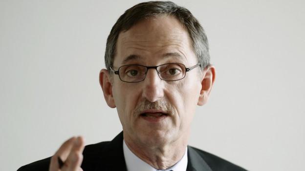 Zürcher Sicherheitsdirektor Mario Fehr (SP)