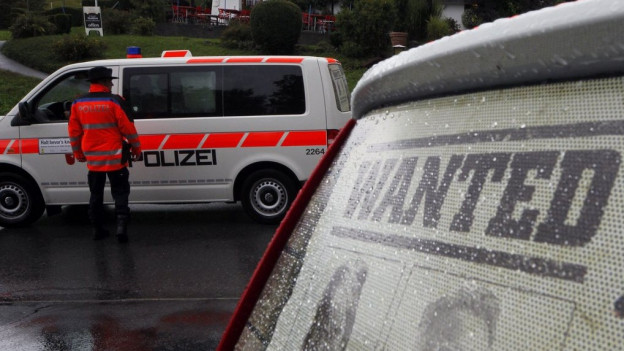 Polizei-Fahndung