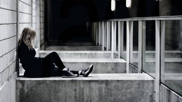 Menschen mit einer Depression sollen nach Möglichkeit stationär behandelt werden.