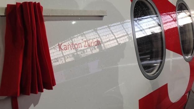 Der neue Jet heisst «Kanton Zürich»