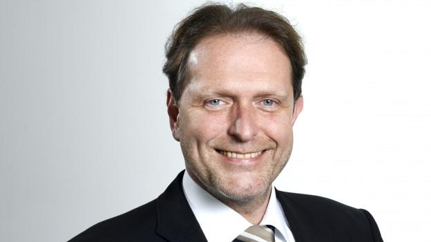 Benjamin Brägger, Experte für Strafvollzug