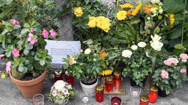 Erinnerungen an den getöteten Mann im Zürcher Seefeld.