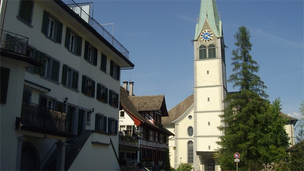 Die reformierte Kirche in Wädenswil läutet zu häufig für die Ohren einiger Anwohner.