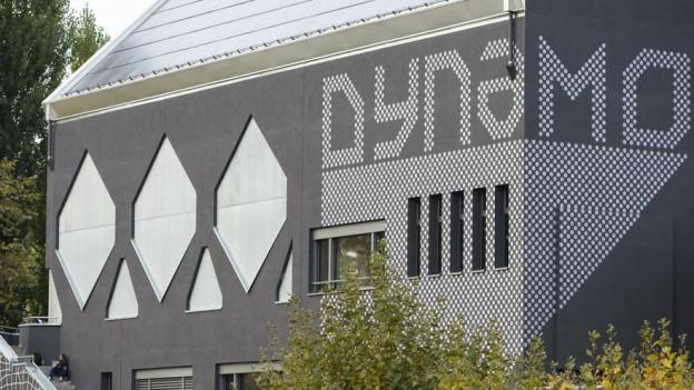Jugendkulturhaus Dynamo in Zürich