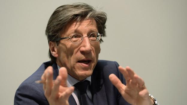 Thomas Heiniger (FDP): Mehr Eigenverantwortung für die Spitälern.
