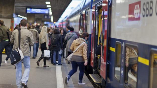 Zürcher S-Bahn: Bessere Leistung für weniger Geld